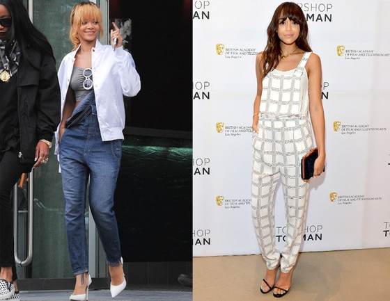 Rihanna, Ashley Madekwe, Best of Summer