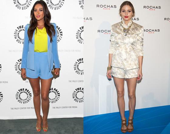 Shay Mitchell, Olivia Palermo, Best of Summer