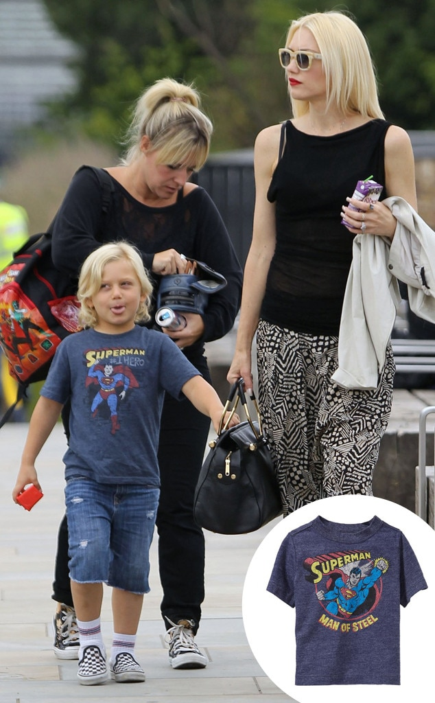 Gwen Stefani, Zuma, Back to School