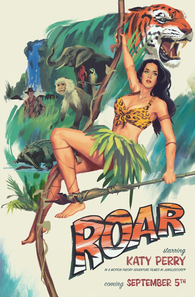 Katy Perry, Roar, Twitter
