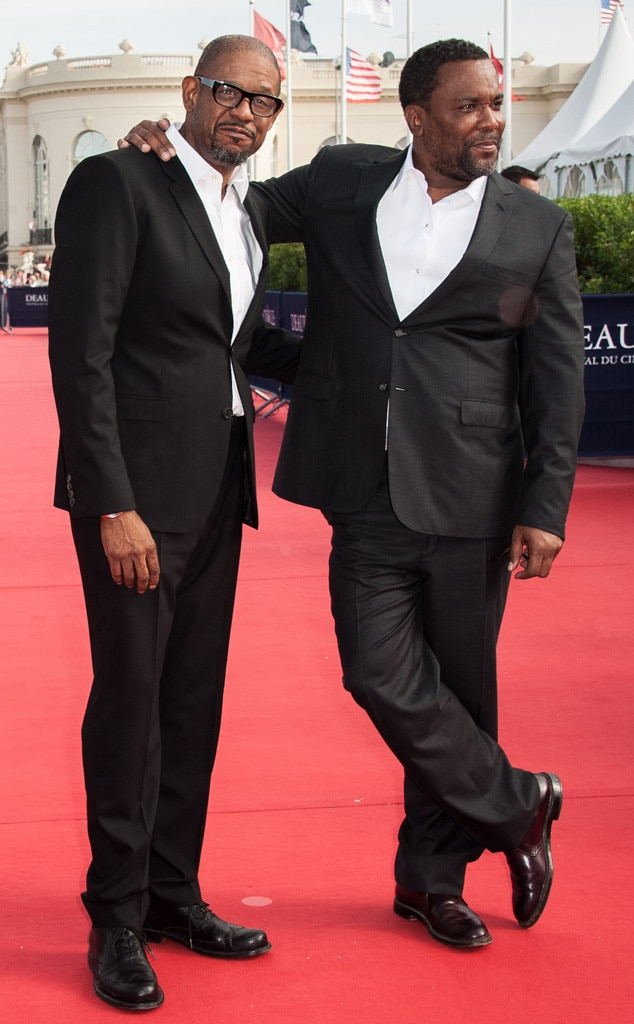 Forest Whitaker, Lee Daniels