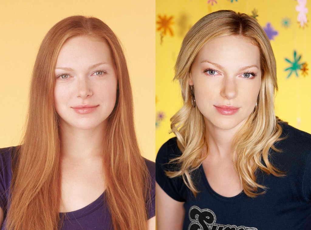 Laura Prepon, Hair