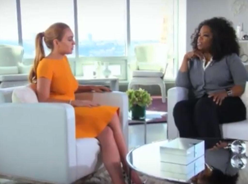 Lindsay Lohan, Oprah
