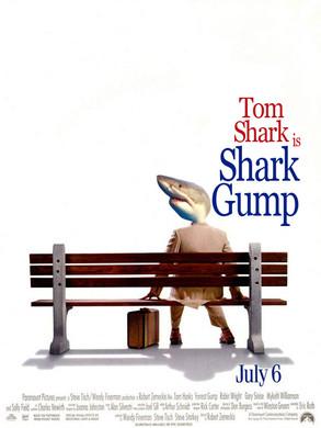 Shark Gump