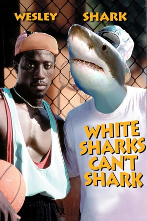 White Sharks Can't Shark