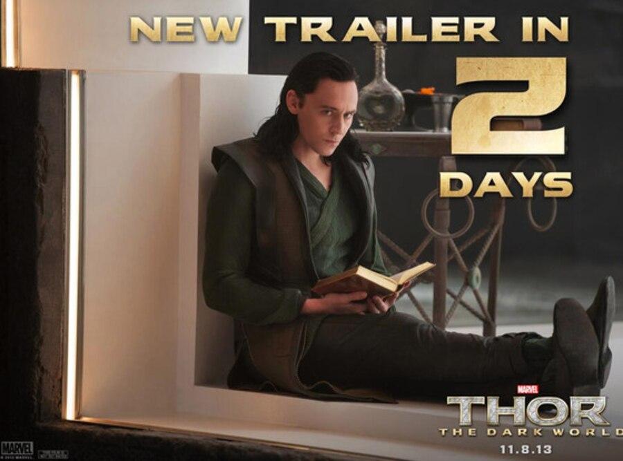 Thor The Dark World, Tom Hiddleston