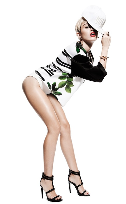 Miley Cyrus, Notion Magazine