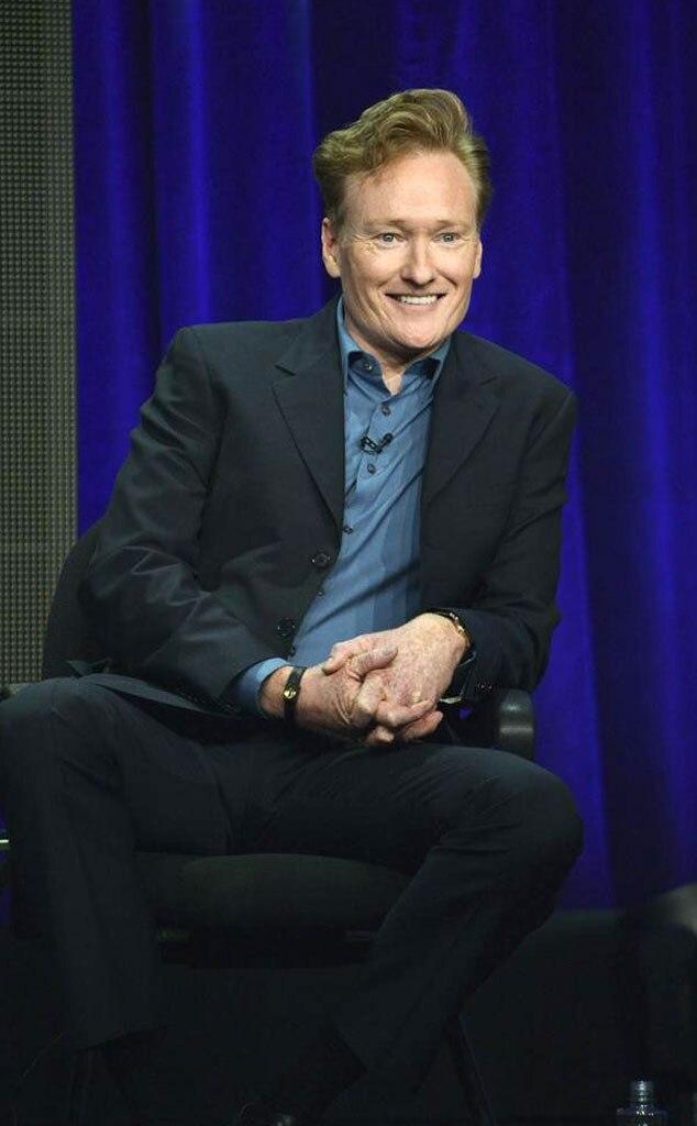 Conan O'Brien, TCA
