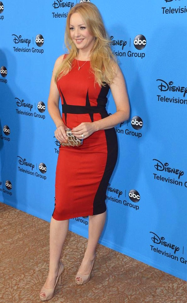 ABC TCA Party, Wendi McLendon-Covey