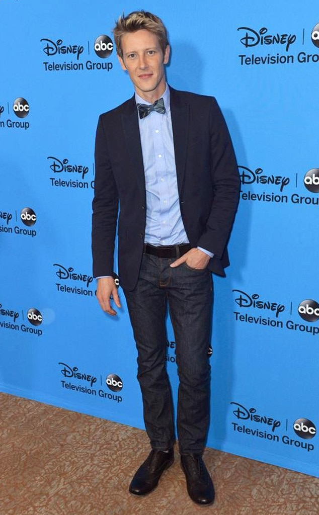 ABC TCA Party, Gabriel Mann