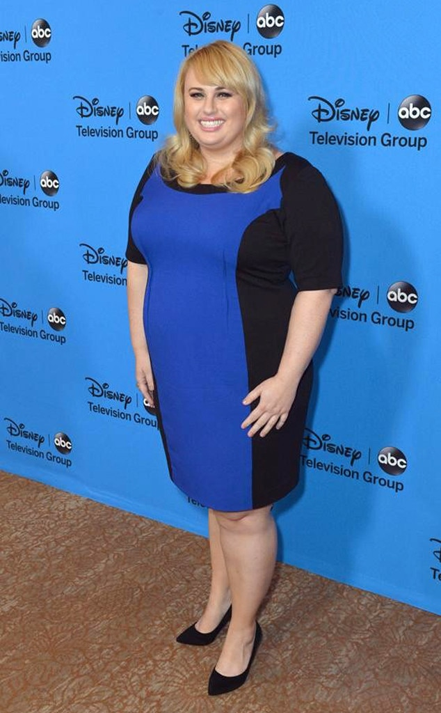 ABC TCA Party, Rebel Wilson