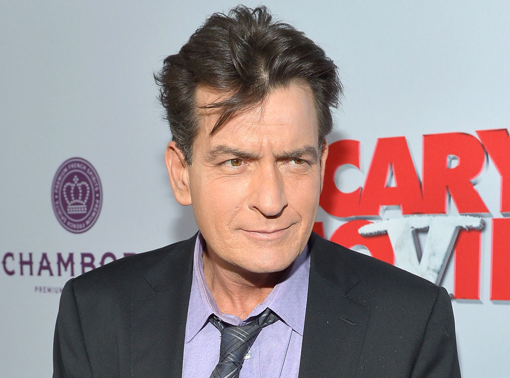 Who has charlie sheen dated in Australia