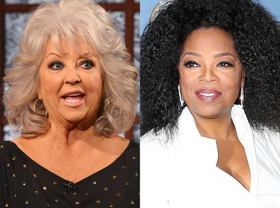 Paula Deen, Oprah Winfrey
