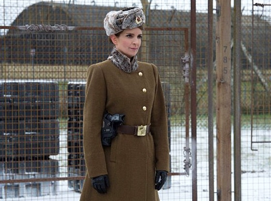 Muppets Most Wanted, Tina Fey