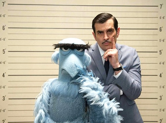 Muppets Most Wanted, Ty Burrell