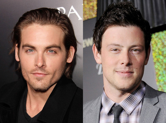 Kevin Zegers, Cory Monteith