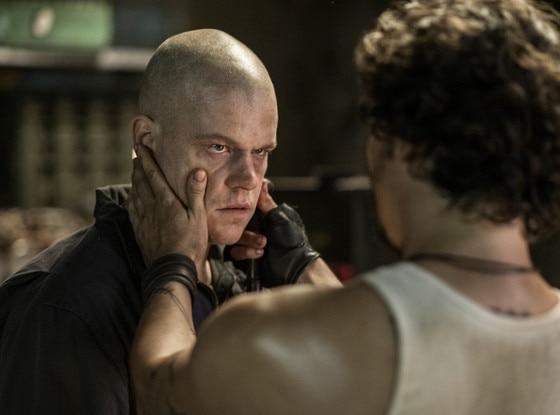 Matt Damon, Elysium