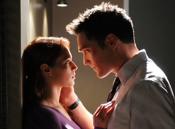 Amanda Righetti, Owain Yeoman, The Mentalist