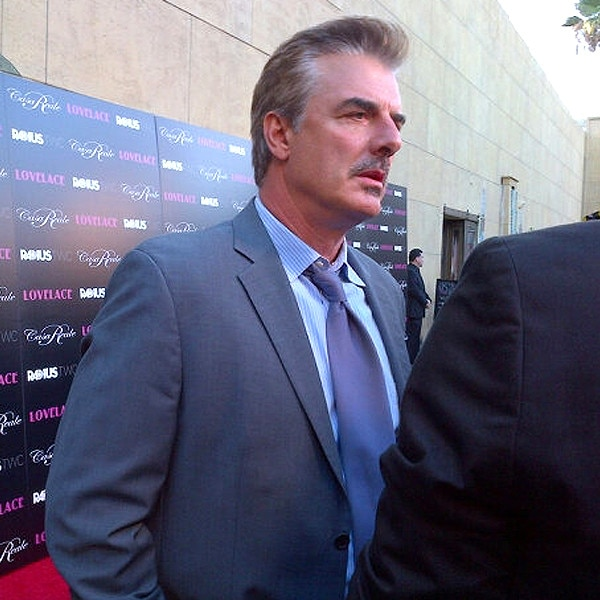 Chris Noth, Twitter