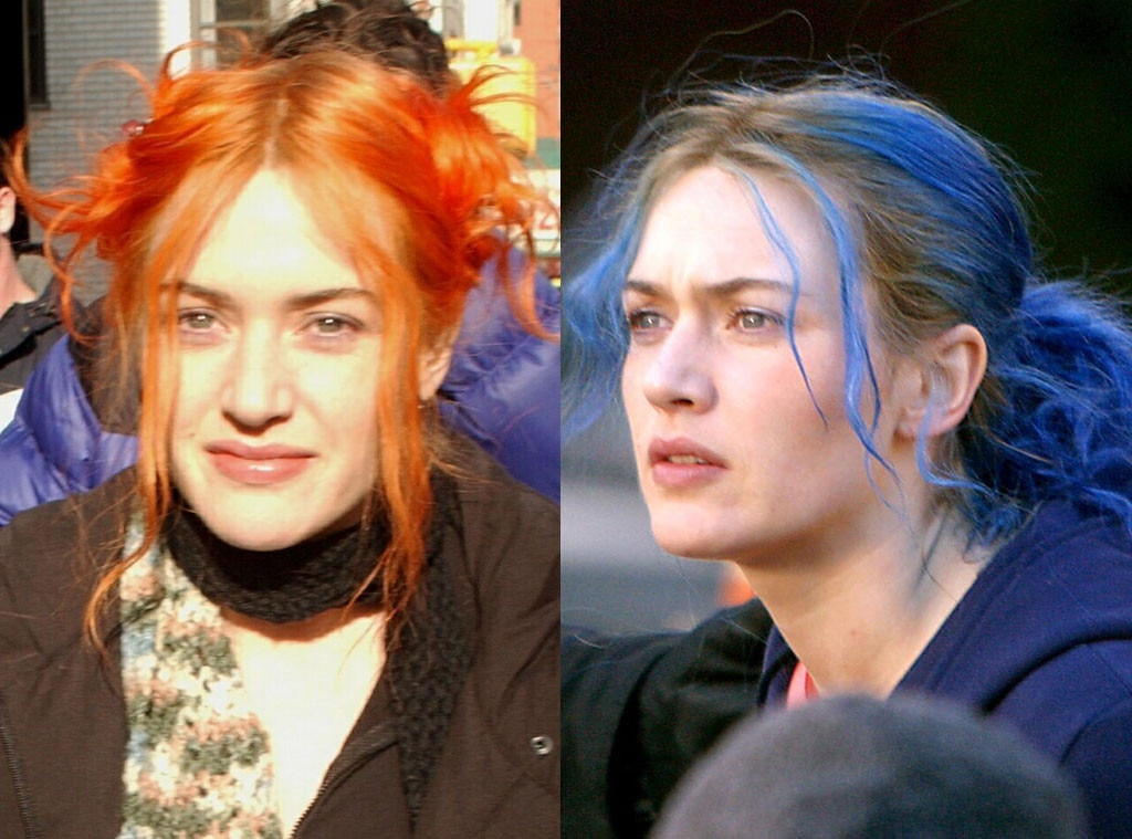 Kate Winslet, Hair