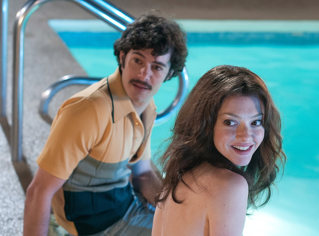 Adam Brody, Lovelace, Stars Playing Porn Stars