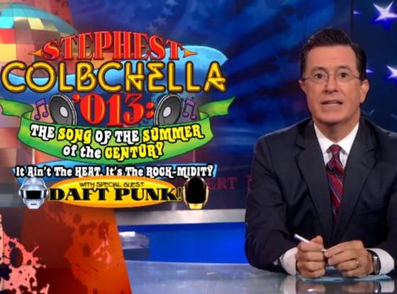Colbchella, Stephen Colbert