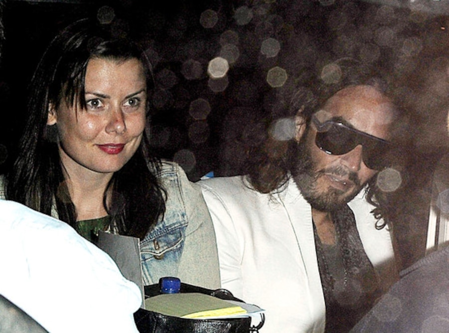 Russell Brand, Mystery Girl