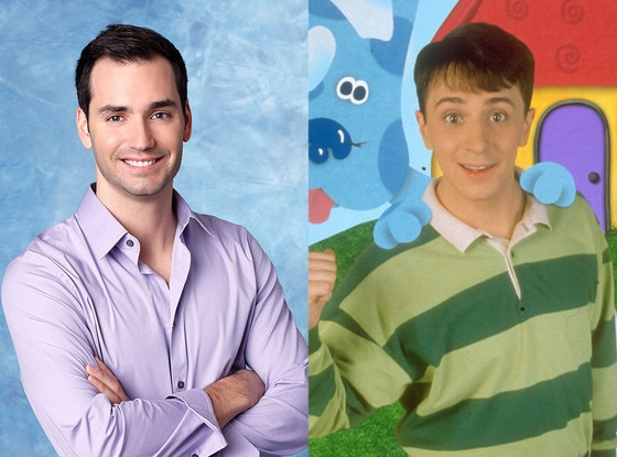 The Bachelorette, Chris Siegfried, Steve Burns, Blue's Clues