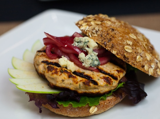 Lunch Recipes, Turkey Burger