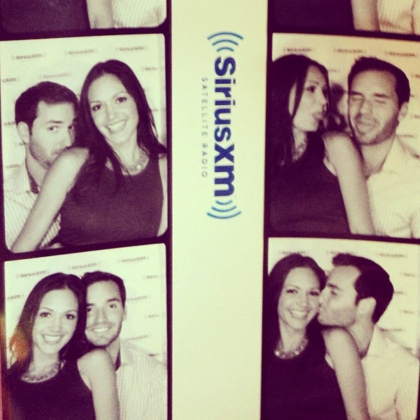 Chris Siegfried, Desiree Hartsock, Instagram