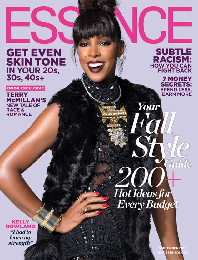 Kelly Rowland, ESSENCE