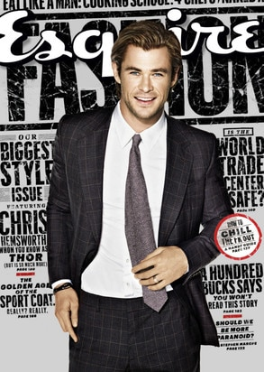 Chris Hemsworth, Esquire