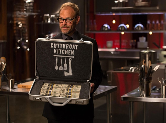 Alton Brown, Cutthroat Kitchen