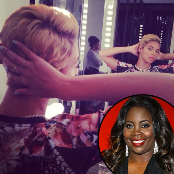 Beyonce, Haircut, Kim Kimble