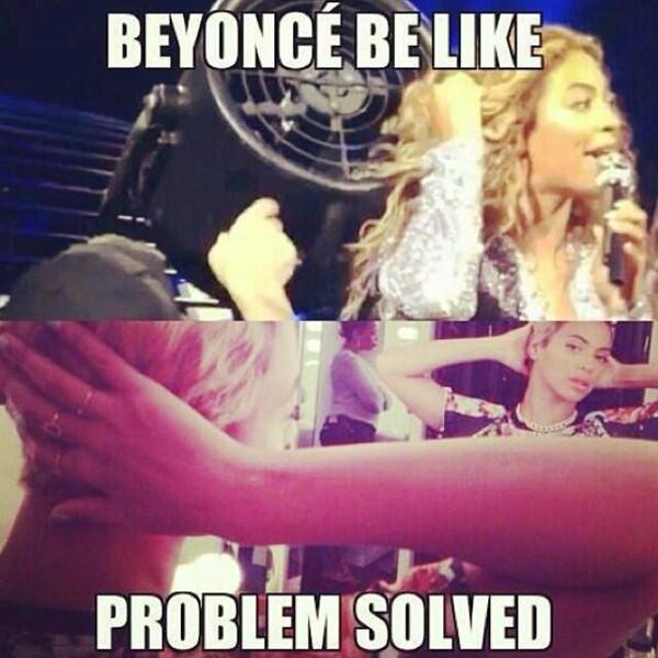 Beyonce, Meme