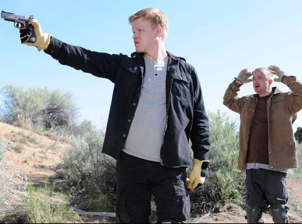 Breaking Bad, Jesse Plemons, Aaron Paul