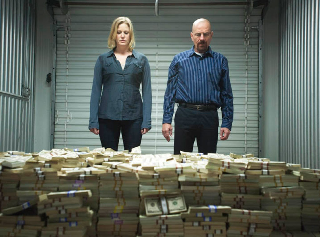Breaking Bad, Anna Gunn, Bryan Cranston