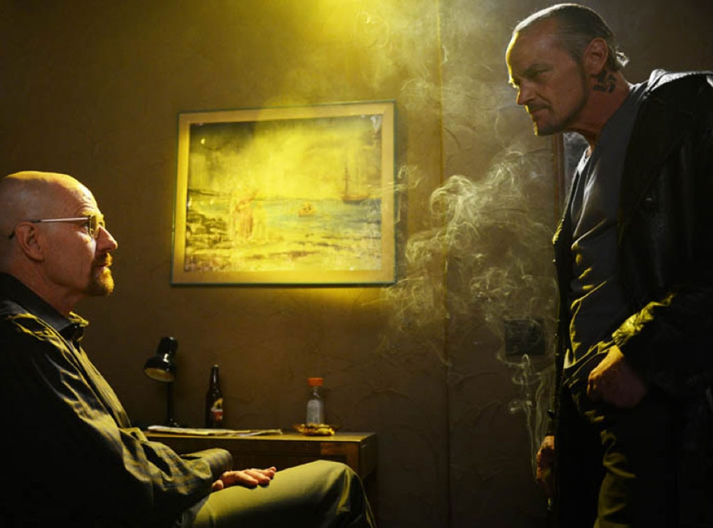 Breaking Bad, Bryan Cranston, Michael Bowen