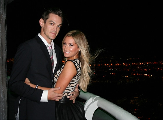Christopher French, Ashley Tisdale