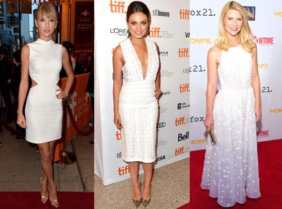 Taylor Swift, Mila Kunis, Claire Danes
