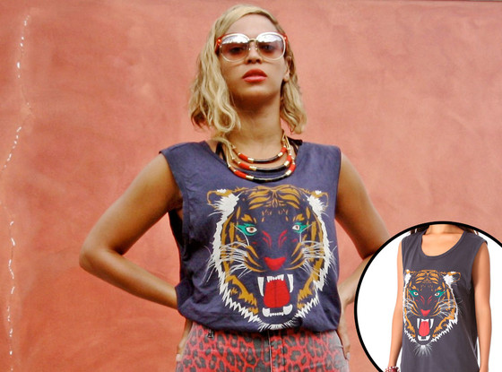 Beyonce, Wildcat Muscle Tee