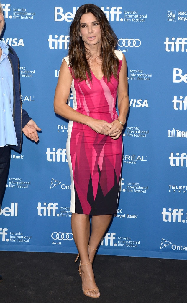 Sandra Bullock, TIFF, Toronto International Film Festival