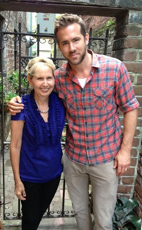 Ryan Reynolds, Marcia Thompson