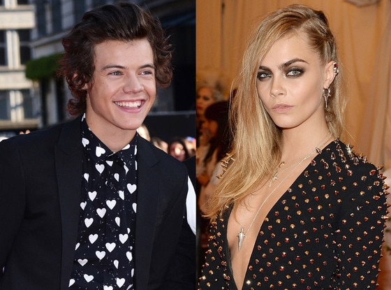 Harry Styles, Cara Delevingne