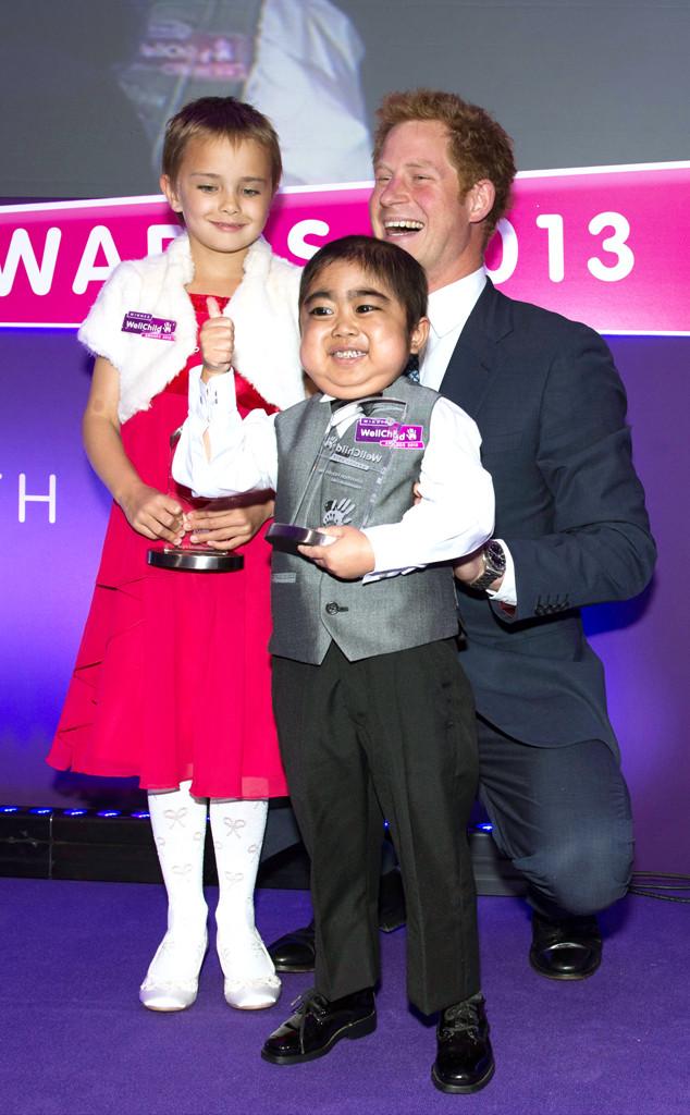 Prince Harry, Madison Kirk, Jonathan He