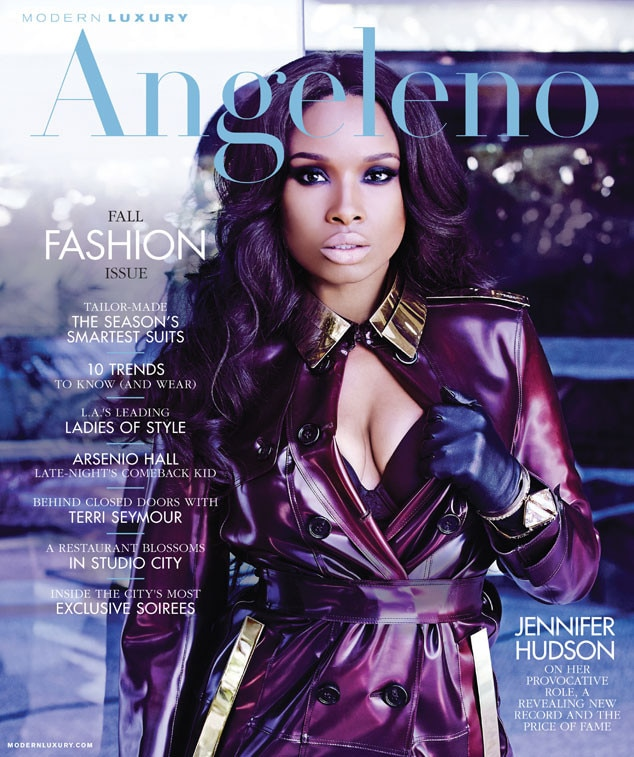 Jennifer Hudson, Angeleno