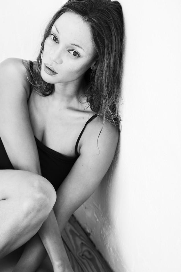 New Tyra Banks: Tyra Banks As Kate Moss From Tyra Banks Presents: 15