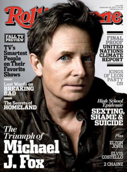 Rolling Stone, Michael J Fox