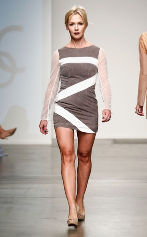 Jennie Garth, NYFW