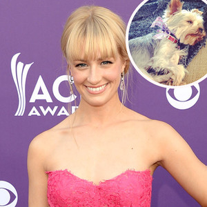 Beth behrs is fine after being attacked by neighbor 39 s dog for How many kids do dog and beth have
